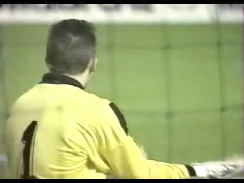 Monaco-Bruges coupes d'europes des clubs champions 1988