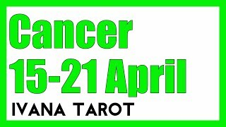 Big Desicion To Be Made - Cancer Weekly Tarot Reading