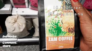 Mini Grocery Shopping Haul on a budget in Lusaka, Zambia - In'utu J. Mubanga - Small Youtuber