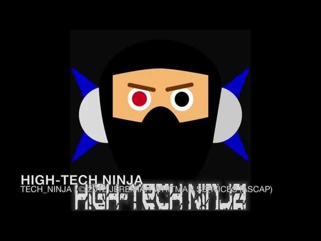 tech_ninja - High-Tech Ninja