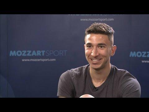 """MOZZART Sport TV - Marko Grujić """"Moja budućnost je u Premijer ligi!"""""""
