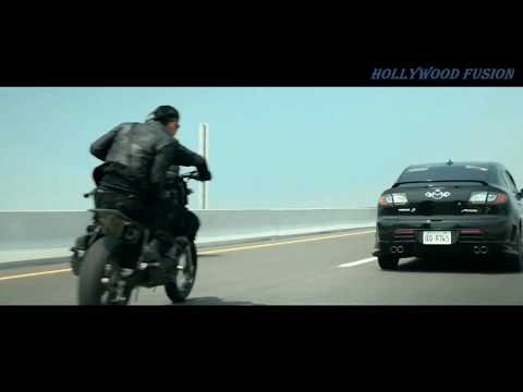 bike scene 2017 hollywood movie stunt scene