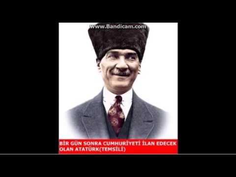 Cumhuriyet Bayramımız İle İlgili Capslar #NeMutluTürkümDiyene