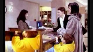 Anna Onica Judah- one of my first commercials for the Jolly Alon Hotel