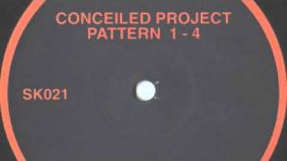 Conceiled Project - Pattern 1-4 - A2