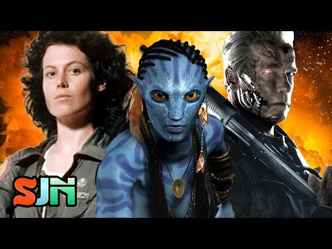 James Cameron Says Cool It On Alien Sequels, Preps Avatars 2-26