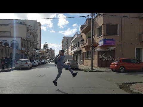 Driving in oran Algérie 30 01 2019 وهران الجزائر