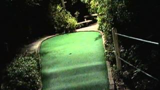 Mason Israel hole in 1 putt putt