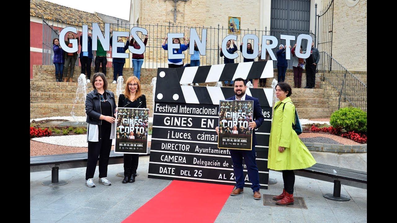 El IX Festival Internacional 'Gines en Corto', cita desde este jueves para los amantes del cine