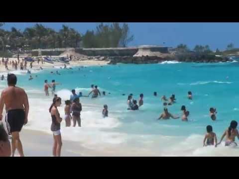Cabbage Beach @ Paradise Island, Nassau, Bahamas