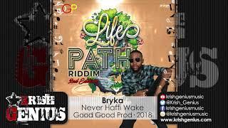 Bryka - Never Haffi Wake [Life's Path Riddim 2nd Edition] March 2018