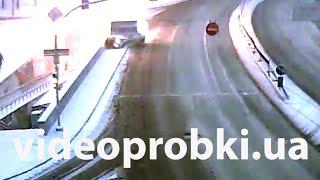 Трагическое ДТП в Киеве: водитель