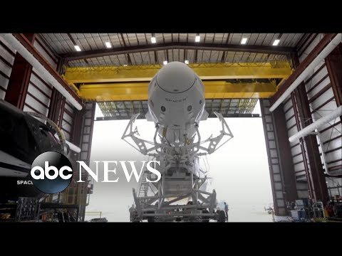 Race to space in 2020