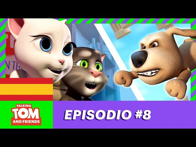 El récord de Ben - Talking Tom and Friends (Episodio 8 - Temporada 1)