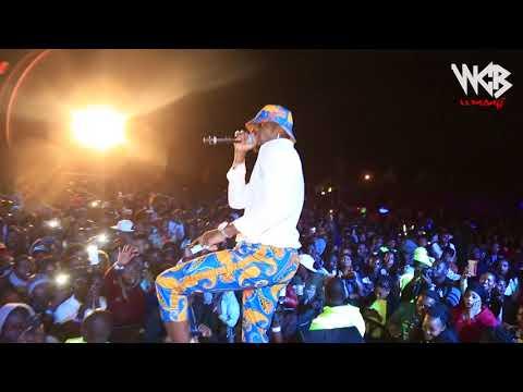 Diamondplatnumz Live Performance at Naivasha / Nairobi 2017 (part 2)