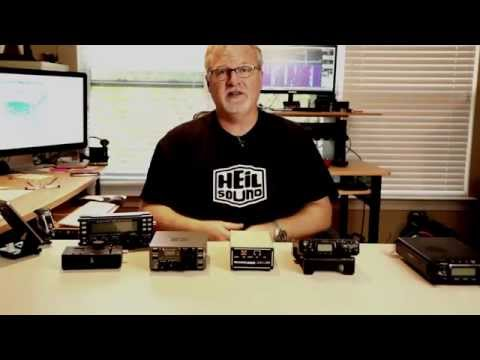 Some QRP Radios