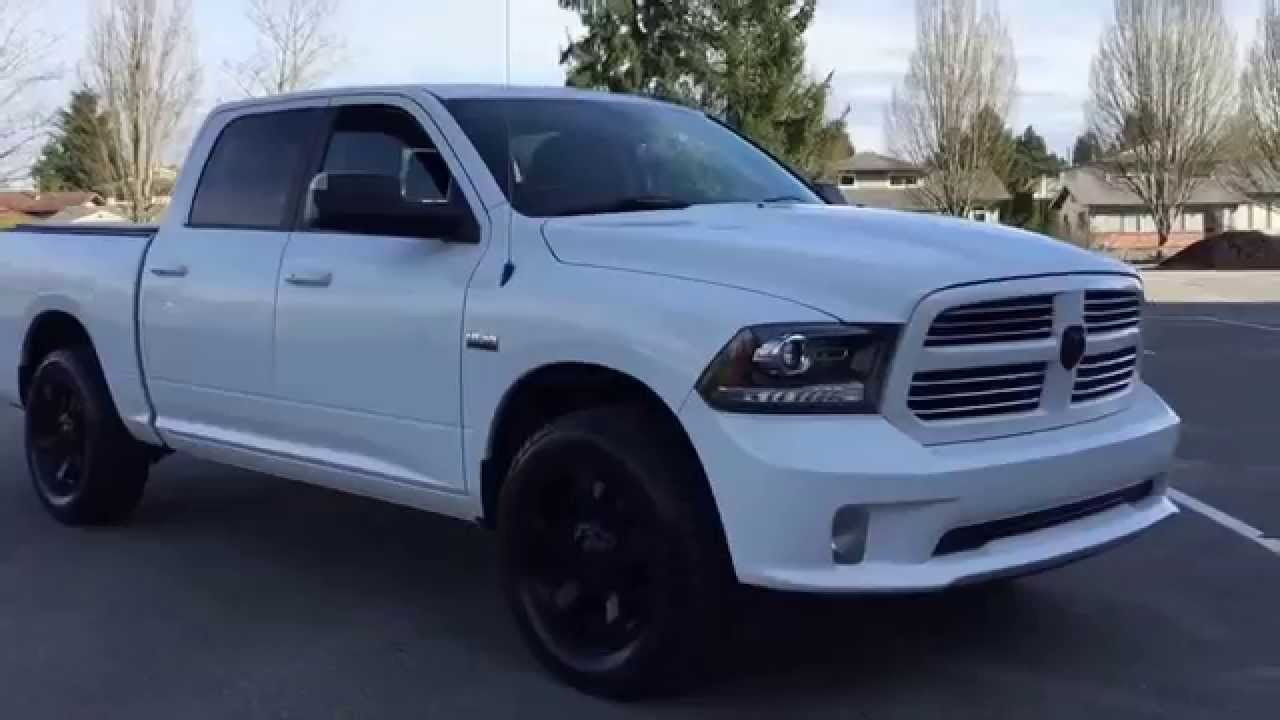 2014 Dodge Ram 1500 For Sale >> 2014 Ram 1500 Sport For Sale In Langley Bc 42 990 Youtube
