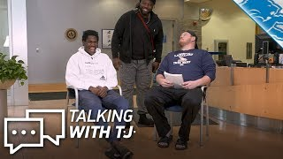 Talkin' with T.J.: Kerryon Johnson