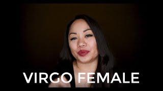 The VIRGO FEMALE by Joan Zodianz