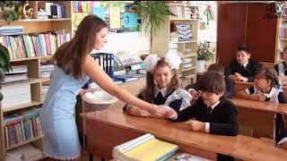 ст. Григорополисская МОУ СОШ № 2.       1 сентября и первый урок 2017  год Шельски Анна Викторовна