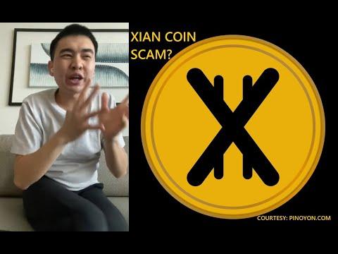Xian Coin by Xian Gaza Scam Ba?