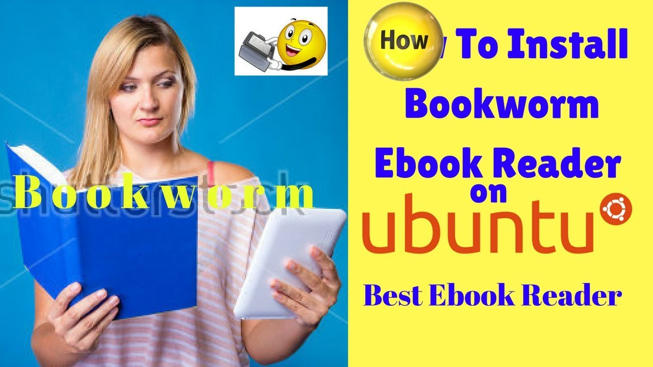 How to Install Best Ebook Reader On Ubuntu 17 10,16 04,12 04, Linux mint