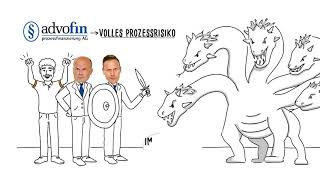 AdvoFin erklärt: So funktioniert Prozessfinanzierung