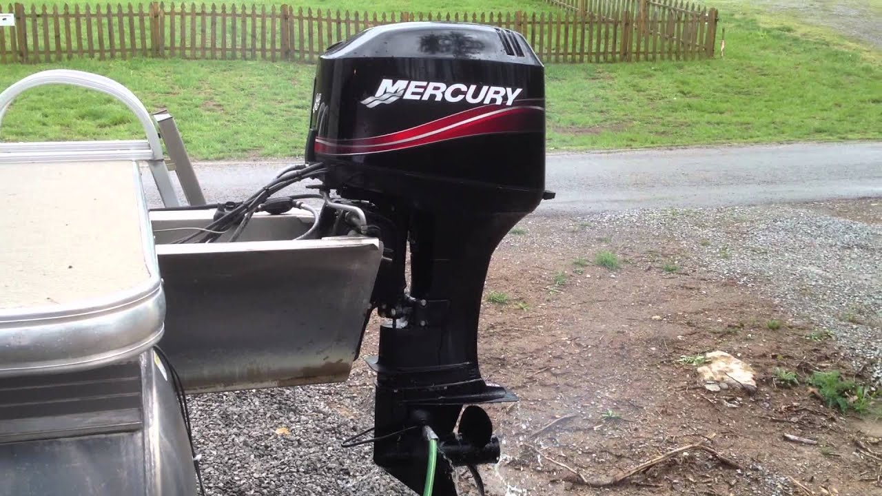 1999 Mercury Outboard 50 Elpto Manual