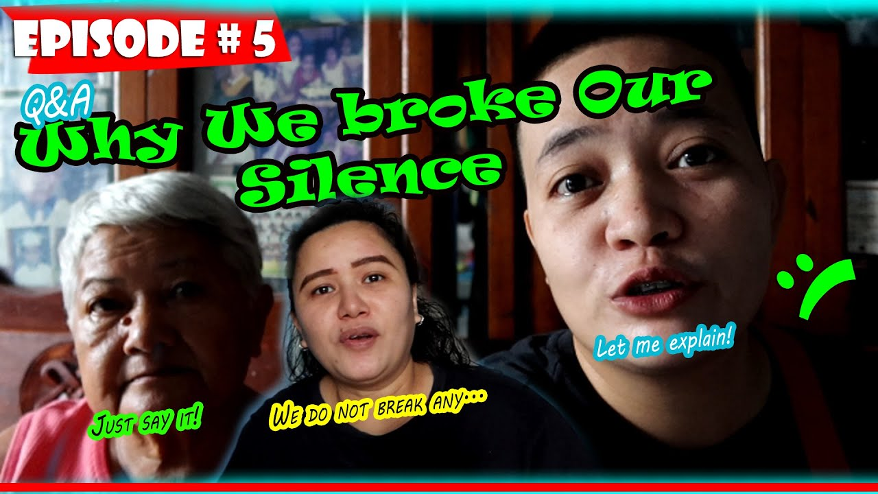 Why We Broke Our Silence | episode 5