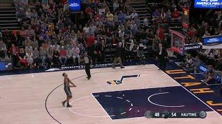 2nd Quarter, One Box Video: Utah Jazz vs. San Antonio Spurs