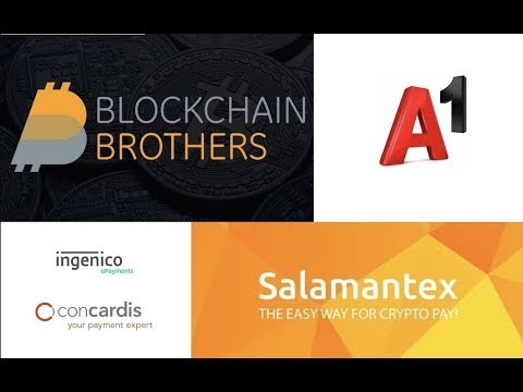 Block - Stream 44 /:/ Salamantex GmbH, A1 Payment, Cmc #BTC