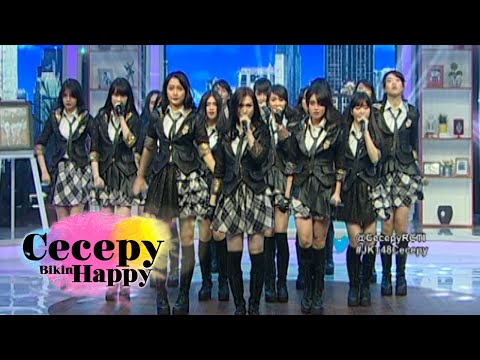 Penampilan Keren JKT48 'Beginner' [Cecepy] [9 Maret 2016]