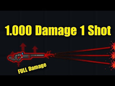 Soul Calibre 1.000 Damage 1 Shot Trong Soul Knight