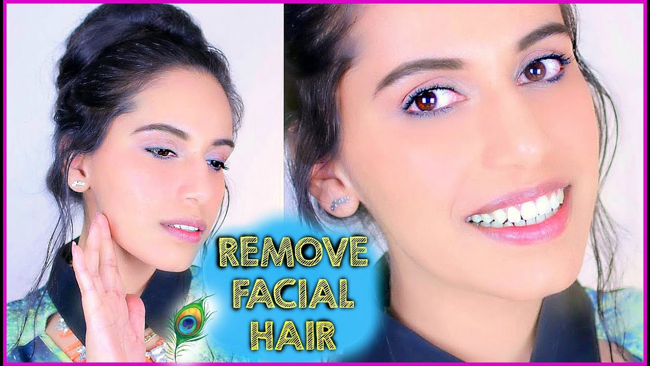 hair removal at home diy how to remove hair naturally at home himani 30406