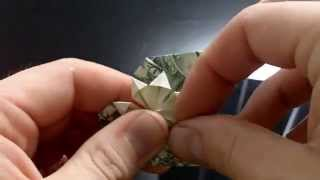Dollar Origami Heart (better Quality)