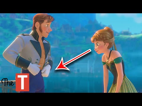 10 Paused Disney Moments That Snuck By Kids