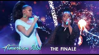 Blind Contestant Shayy SHOCKS With Surprise Appearance By Andra Day | American Idol 2019