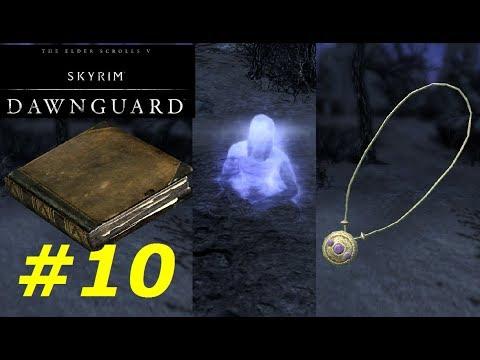 КВЕСТ ДЖИУБА. Уникальная награда! Skyrim. Dawnguard. Прохождение: часть 10