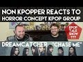 Dreamcatcher s Chase Me Non Kpop Fan Reaction Possible Kpop Talk Show
