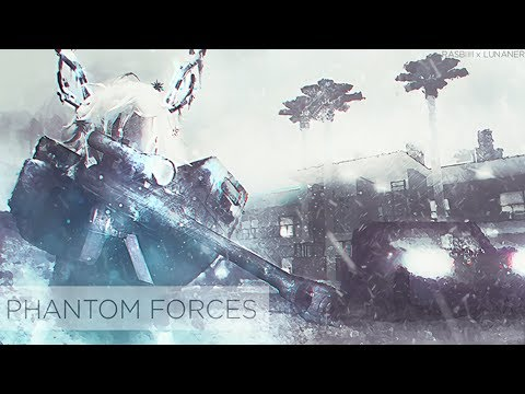 Phantom Forces Winter Update! -NEW Sniper + Getting All Christmas Camos | ROAD TO 65k