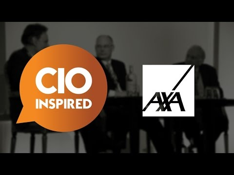 The Future Role of the CIO in a Digitial World - Panel with Axa, Seadrill & Cabinet Office