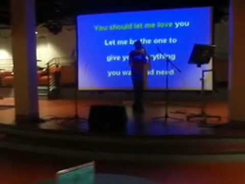 Karaoke Night: UMW Style (Part 3)