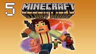 Minecraft: Story Mode Ep.4 [NL] Ep.5 (De laatste Battle!)(Minecraft: Story Mode | Episode 4-5 | EIND EPISODE Afspeellijst: ..., 2016-01-18T21:10:55.000Z)