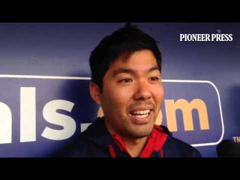 "Video 3: Kurt Suzuki calls Tommy Milone ""a competitor"" says ""this kid knows how to get guys out"" . #"