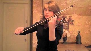 Metal Gear Saga Violin (Metal Gear Solid 4 Theme) Taylor Davis