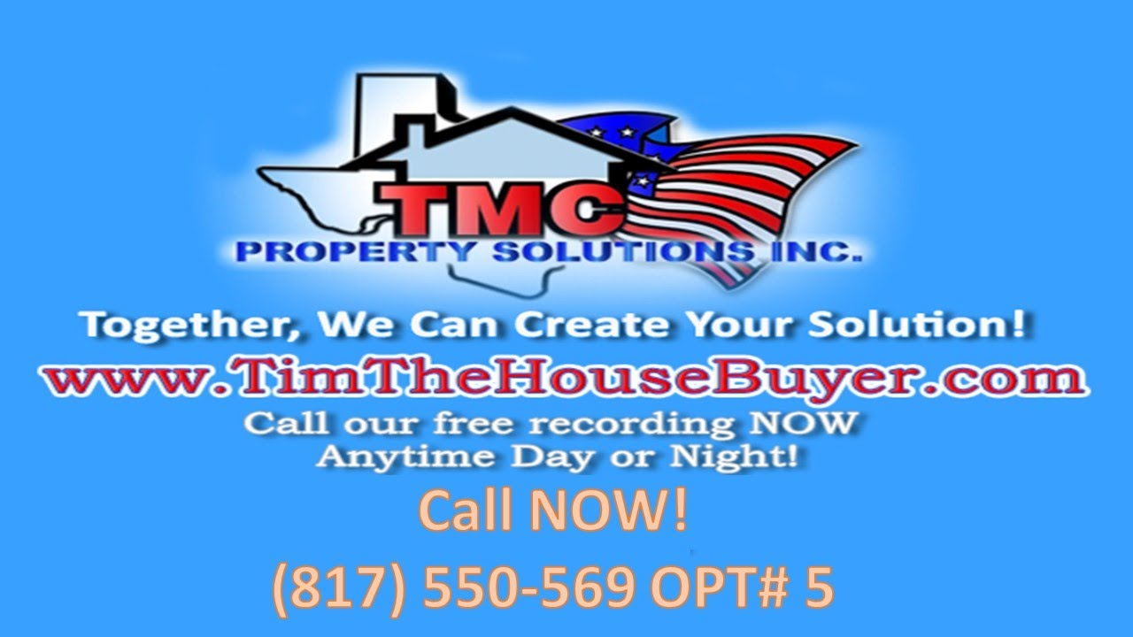 Owner Financing Tips for Home Sellers video | Call Tim The House Buyer TODAY!