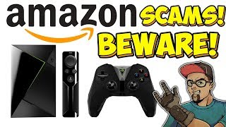 Beware Of These Amazon Scams!
