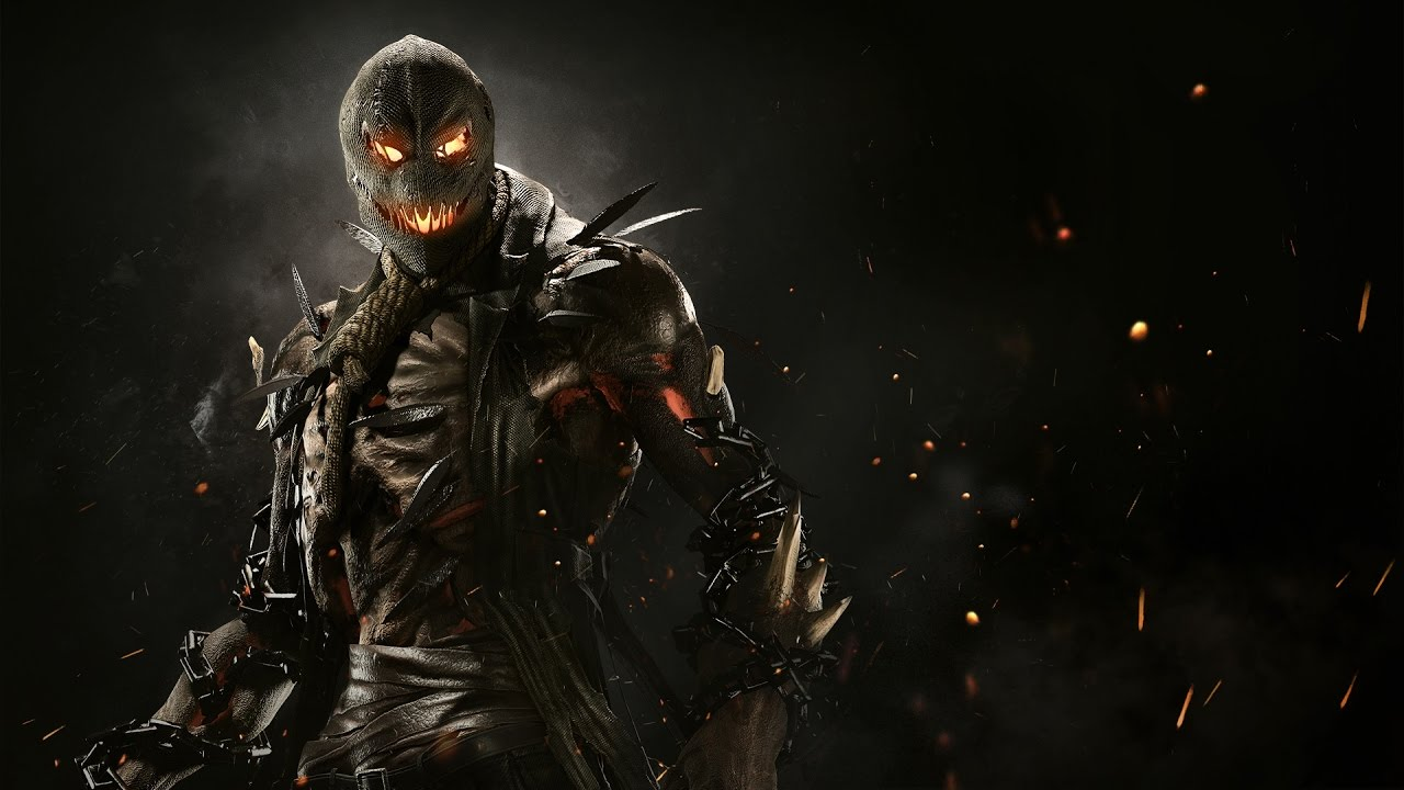 injustice 2 introducing scarecrow youtube