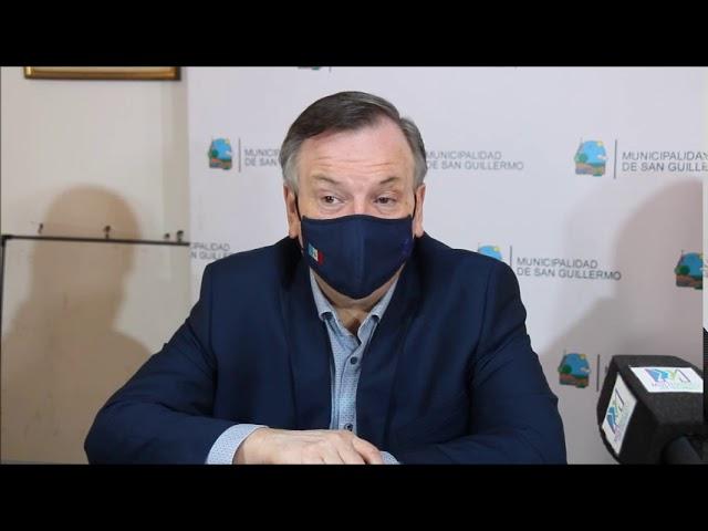 "Michlig: ""Un millón de pesos para una planta de agua potable para San Guillermo"""