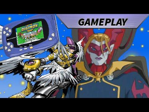 Digimon Anode/Cathode Tamer: MagnaAngemon el magnífico